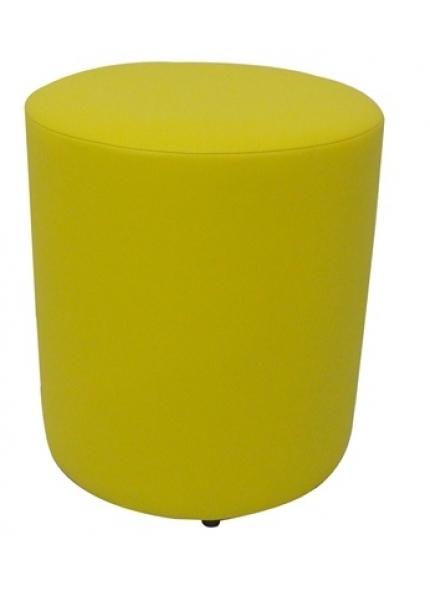 Puff Pequeno Amarelo
