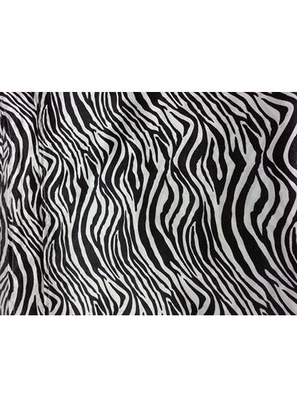 Toalha 1,50X1,50m Cetim zebra