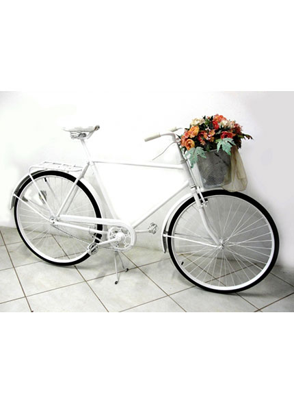 Bicicleta Branca G