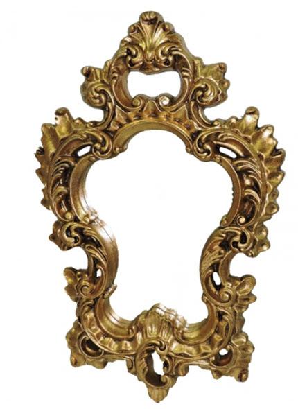 Espelho Rococo Dourado G