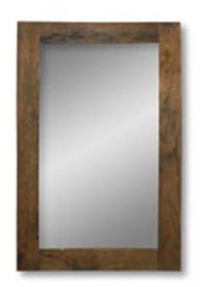 Espelho Madeira Rústico 1,76X0,92
