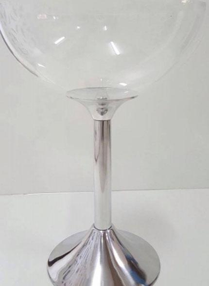 Champanheira  Acrilico c/ Pé