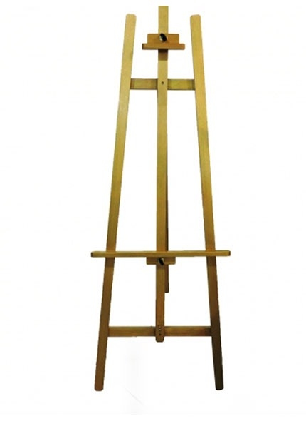 Cavalete  Dourado 1,80Alt.