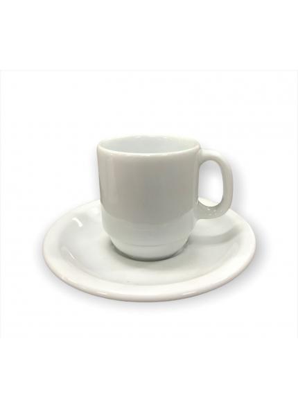 Xícara p/cafezinho c/Pires
