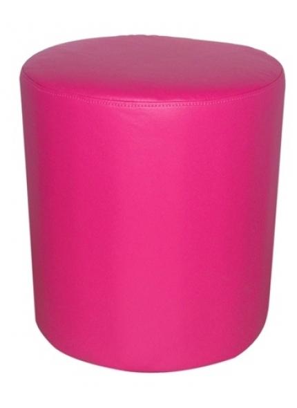 Puff Individual Rosa Pink 0,43x0,46