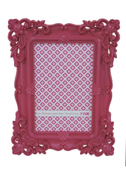 Porta Retrato Rosa  Pink 15X20