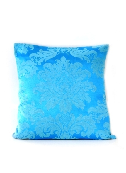 Almofada Jacquard Azul Frozen 45x45