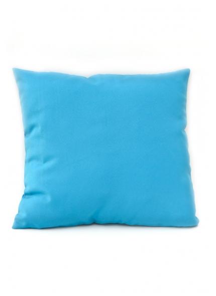 Almofada Azul Turquesa