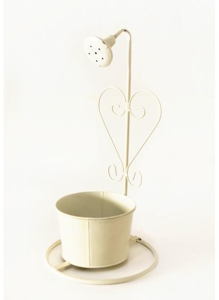 Chuveirinho Decorativo Branco