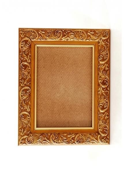 Porta Retrato Isa Dourado P