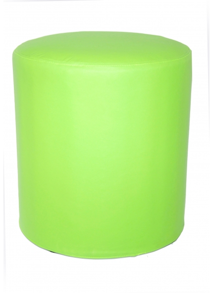 Puff Individual Maçã Verde 0,43x0,46