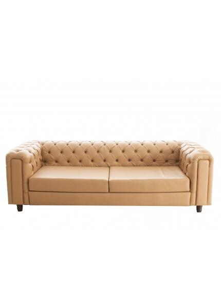 Sofa Fendi 3 Lugares Captonê 2,20x0,85